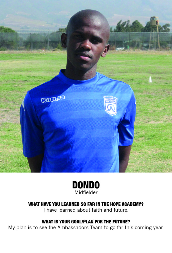 Invest in Dondo