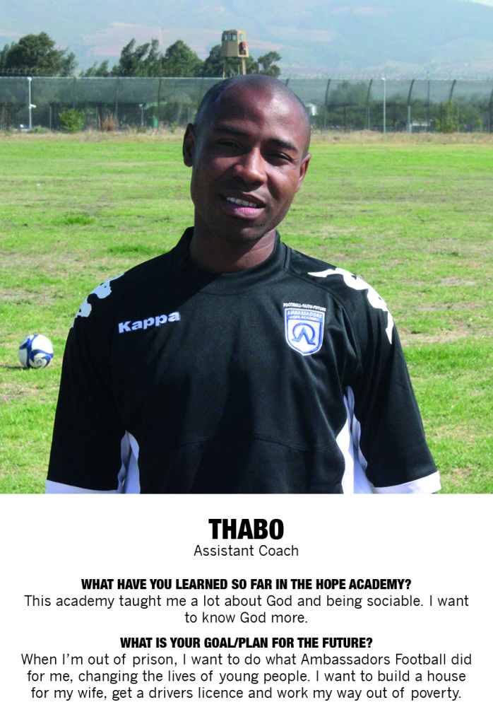 Invest in Thabo